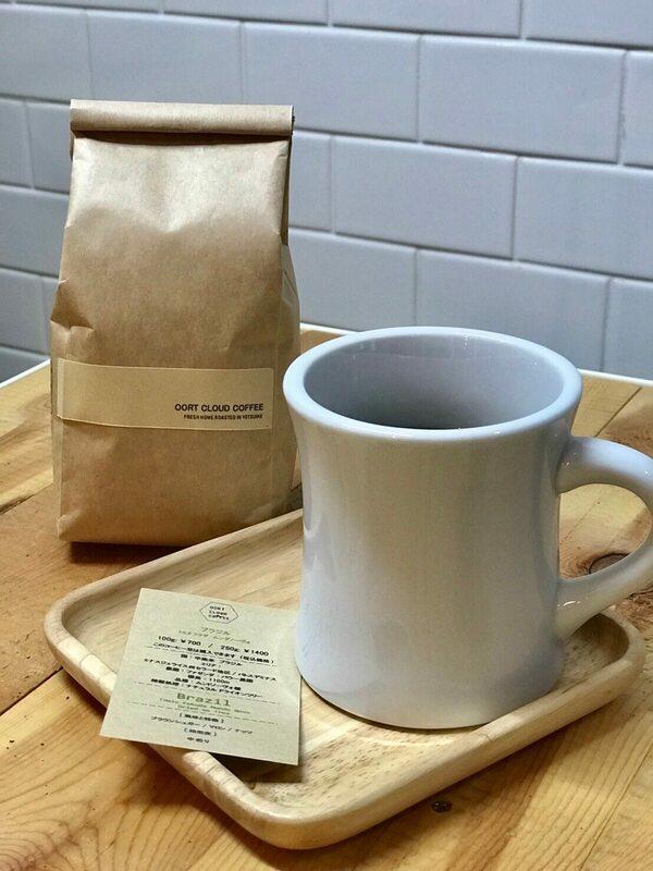 オールトクラウドコーヒーのコーヒー豆