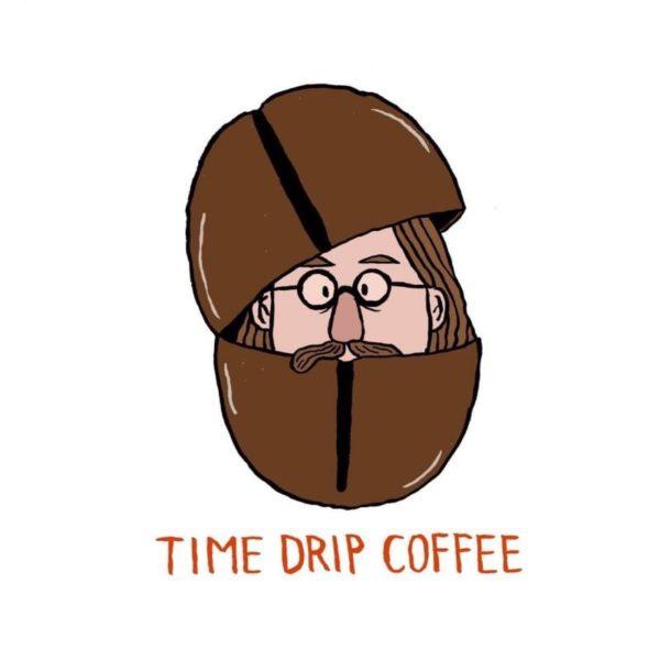 タイムドリップコーヒーのロゴ