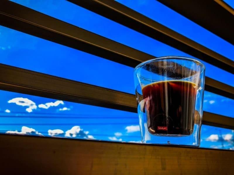 YAUCOFFEEのコーヒー