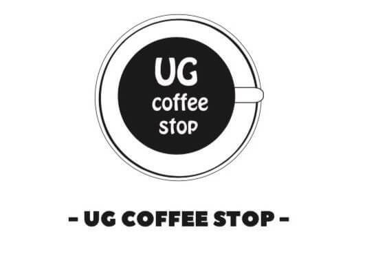 ユージーコーヒーストップのロゴ