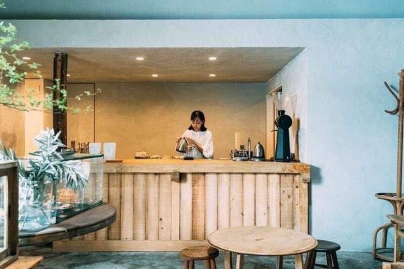 AKITO COFFEEの内観