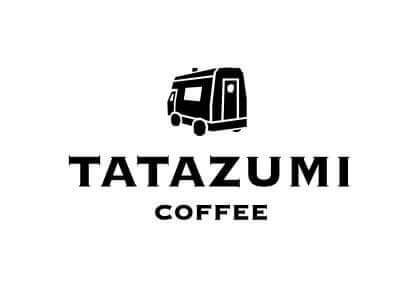 タタズミcoffeeのロゴ