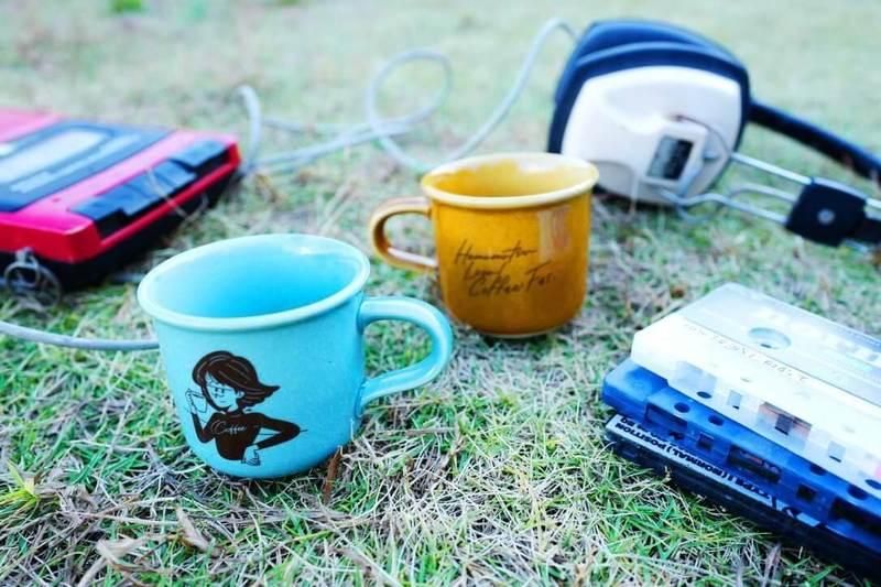 浜松コーヒーフェスマグカップ